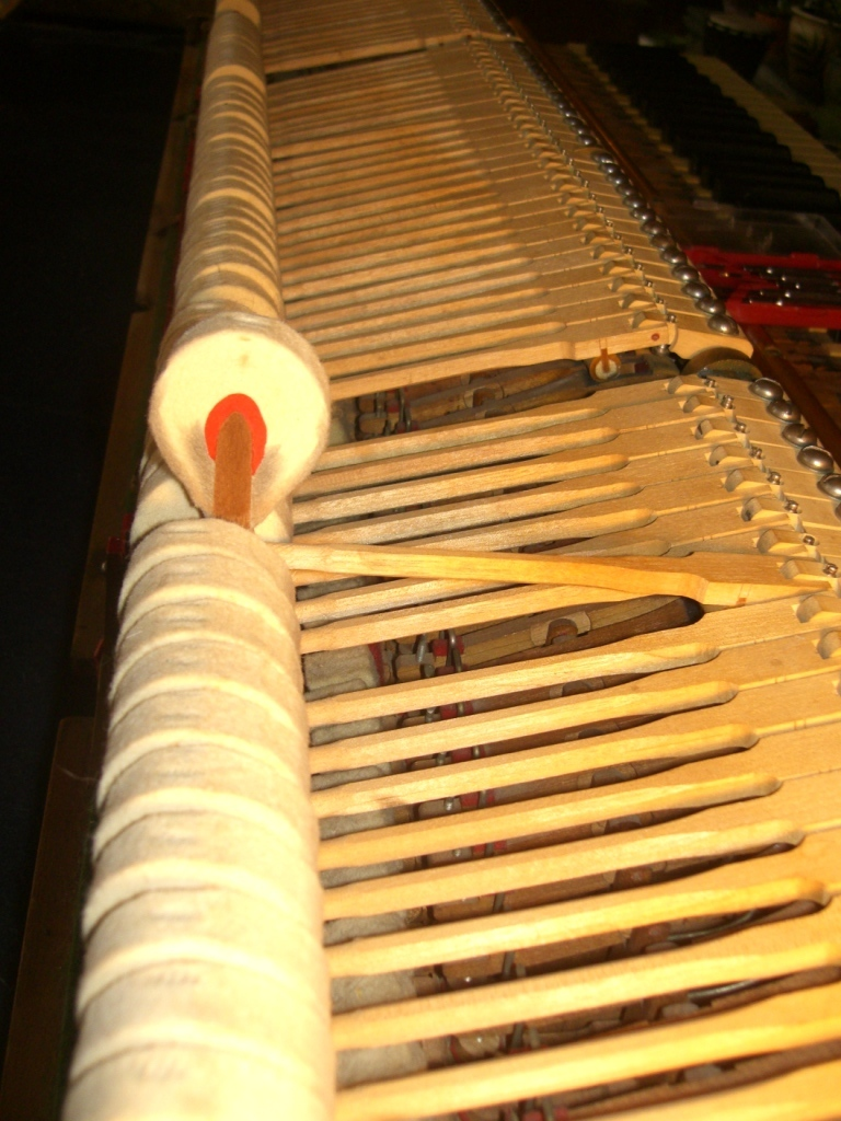 maintenance - How should I inspect a used piano prior to ...