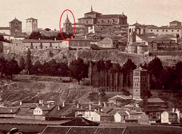 Segovia y matem ticas la iglesia de san pablo de segovia for Biblioteca iglesia madrid