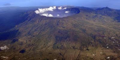 Tambora Volcano, Largest Volcano in Modern History