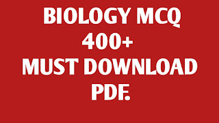 biology questions for upsc examination and state psc  conducted examination
