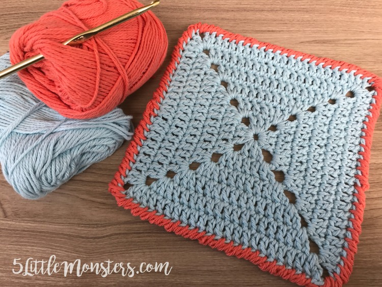 5 Little Monsters How To Crochet The Crab Stitch Or Reverse Single