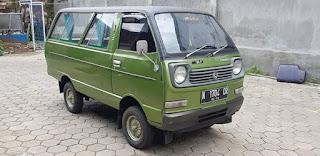 Daihatsu Truntung Yang Imut dan langka