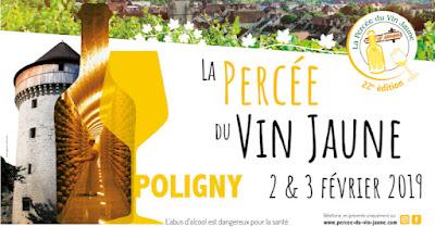 Blog vin Beaux-Vins evenements dégustation oenologie sortie Percée du Vin Jaune