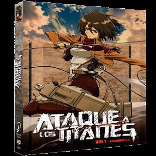 Shingeki no Kyojin - Attack on Titan (2013) DVD9