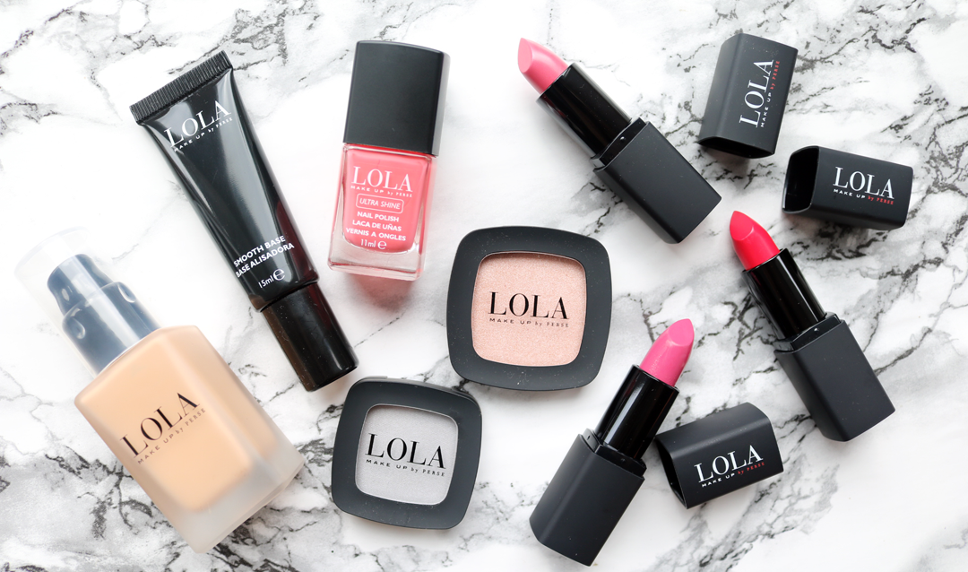 Trying Out LOLA Makeup: Review & Swatches