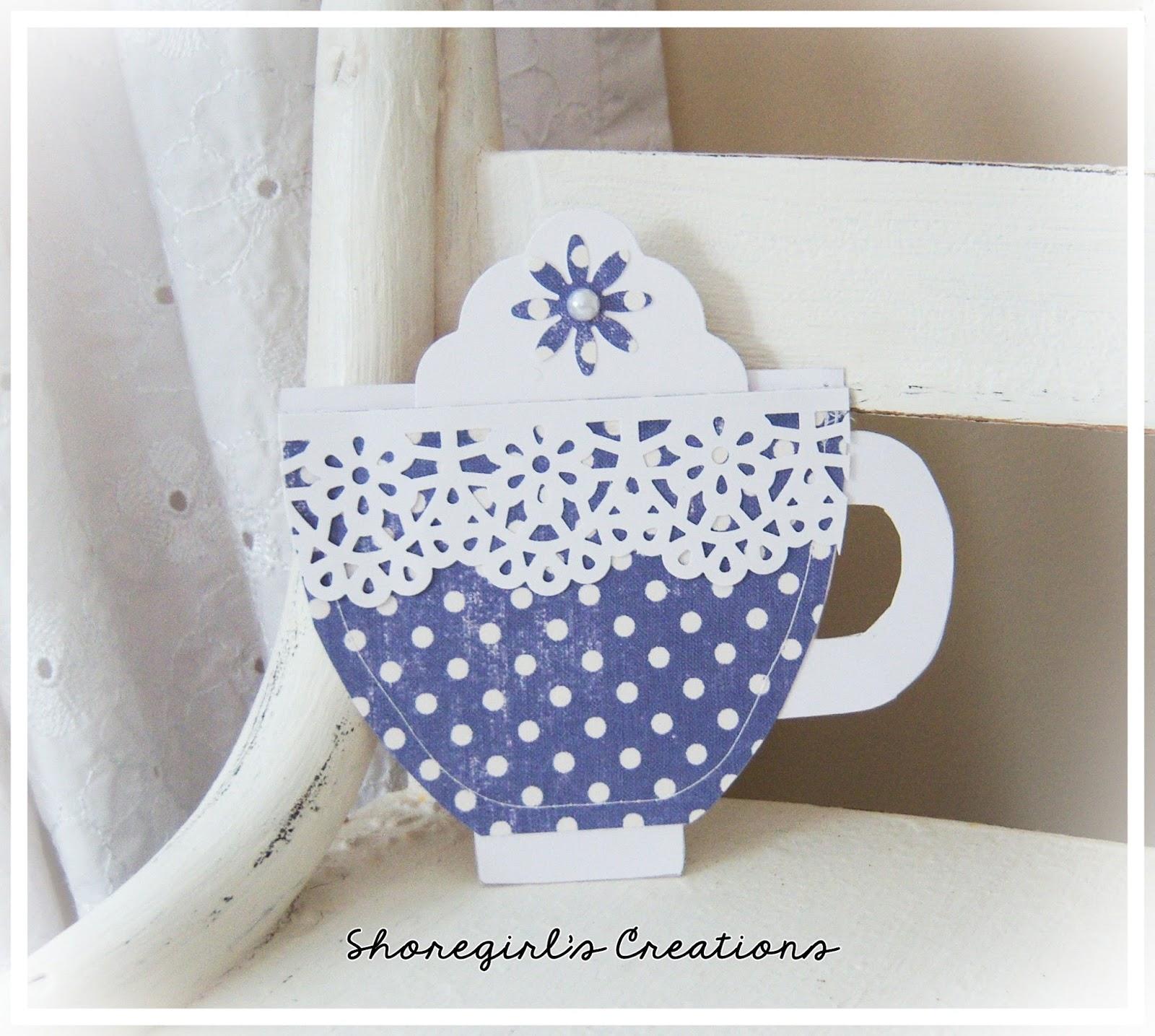Shoregirl's Creations: Teacup Cards