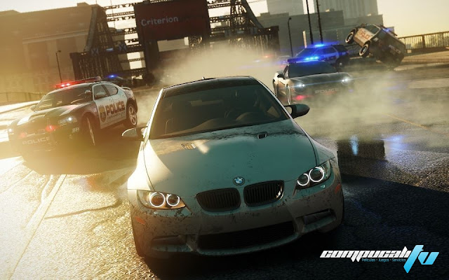 Need For Speed Most Wanted Limited Edition PC Full Español Descargar 2012
