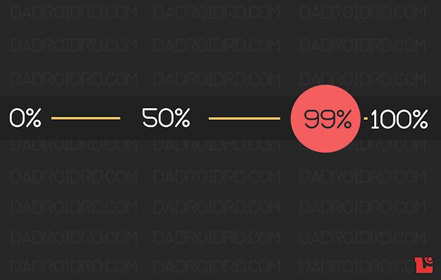 Seperti yang telah di sebutkan di artikel sebelumnya bahwa kasus  Bongkar masalah dan solusi gagal Unlock Bootloader Xiaomi di progress 99%