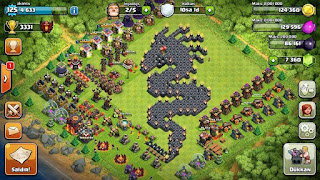 Base Coc Th 9 Lucu 7