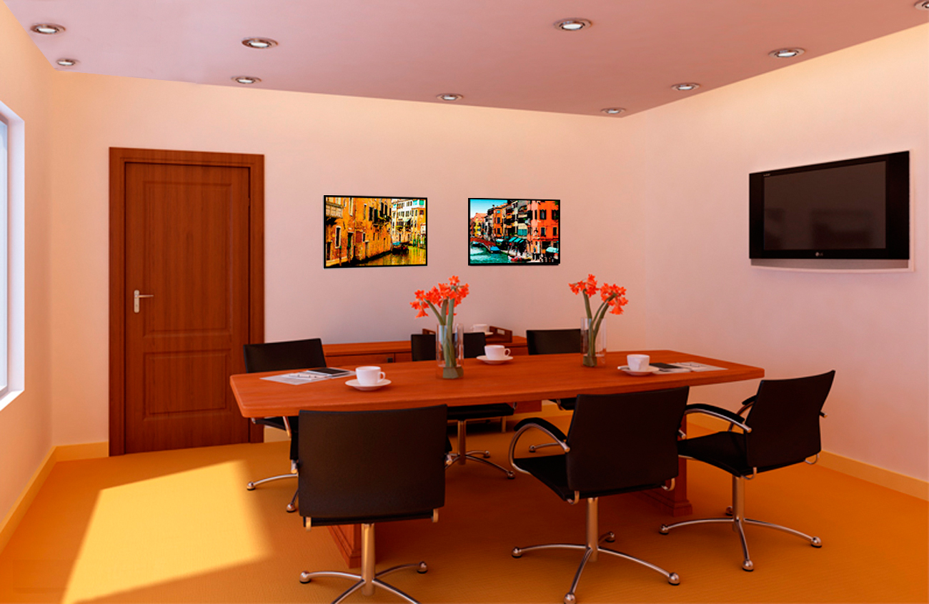 Interior Design and Furnishing for Office