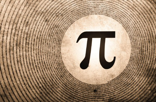The value of 'pi' was first calculated in India by Budhayana in 800 BCE