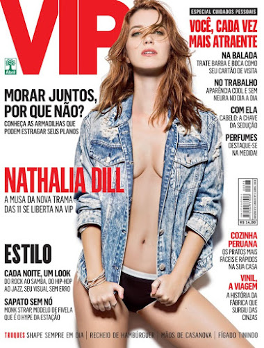 Download - Revista Vip: Nathalia Dill