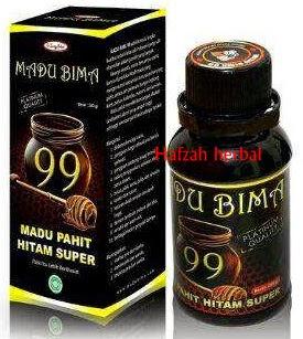 Madu pahit bima 99 murah di hafzah herbal