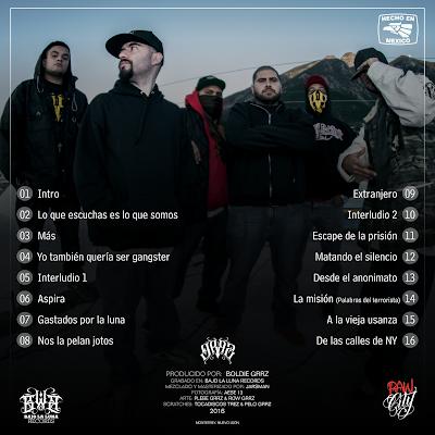 Guerrilleroz - XXL y 5 Mics