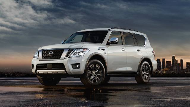 The Nissan Armada S Ault On Large Suv Segment In Usa Continues It Was 3rd Best Ing August Pipping Gmc Yukon To