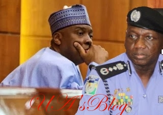 I Have Buhari's Permission Not To Honour Your Invitation - Saraki Opens Up As Police Detectives Grill Him At The NASS