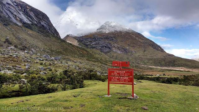 Campamento Taullipampa, nevado, Artesonraju, cordillera blanca