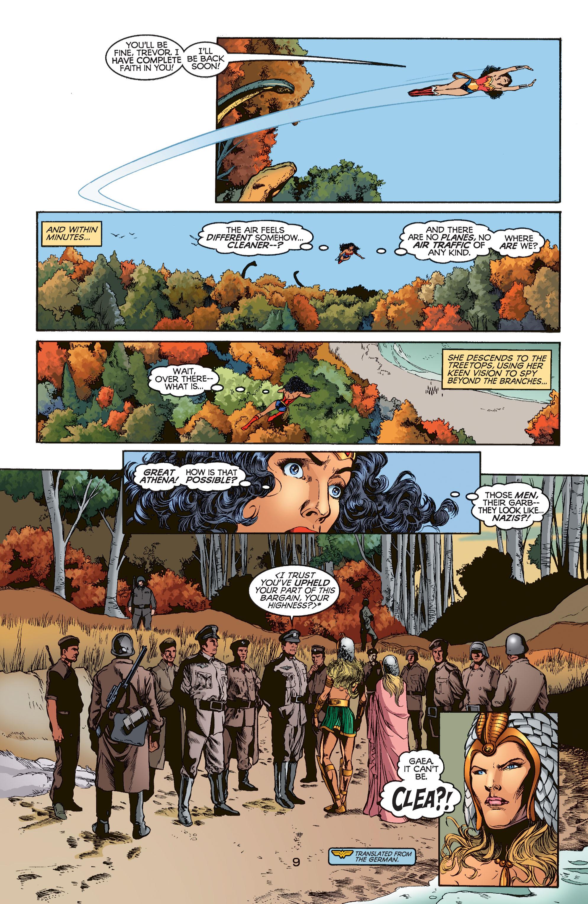 Read online Wonder Woman (1987) comic -  Issue #184 - 9