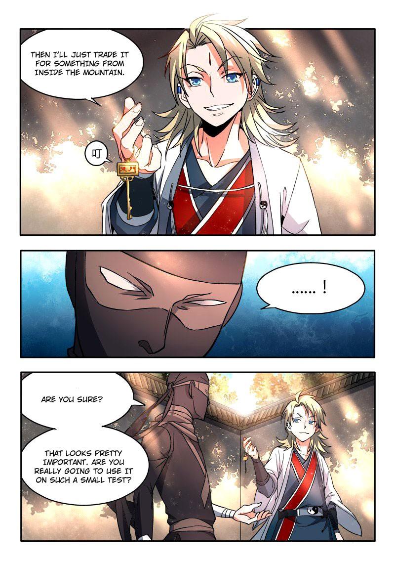 Spirit Blade Mountain - Chapter 16