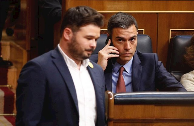 """LA RATONERA:""""Lo preocupante del pacto ERC-PSOE es lo que no sabemos ni nos cuentan"""""""