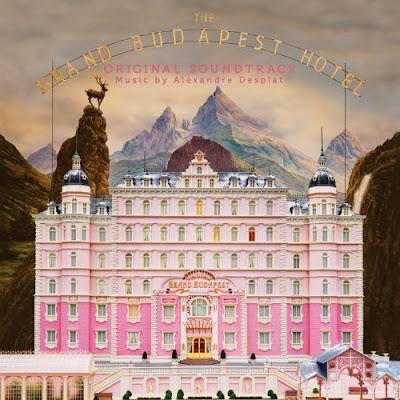 El gran hotel Budapest Canciones - El gran hotel Budapest Música - El gran hotel Budapest Soundtrack - El gran hotel Budapest Banda sonora