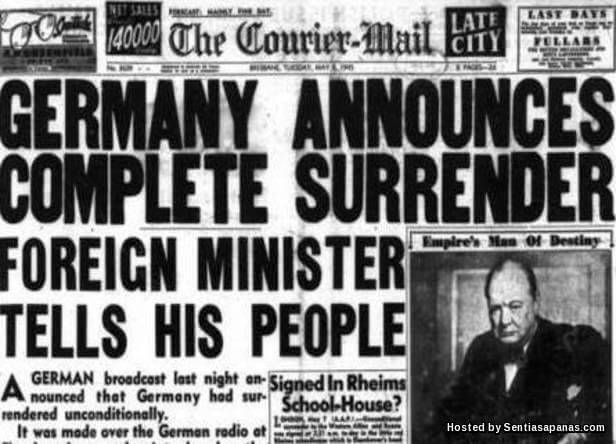 Germany Surrender