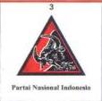 Lambang PNI Supeni / lambang banteng / catatan adi / catatanadiwriter.blogspot.com