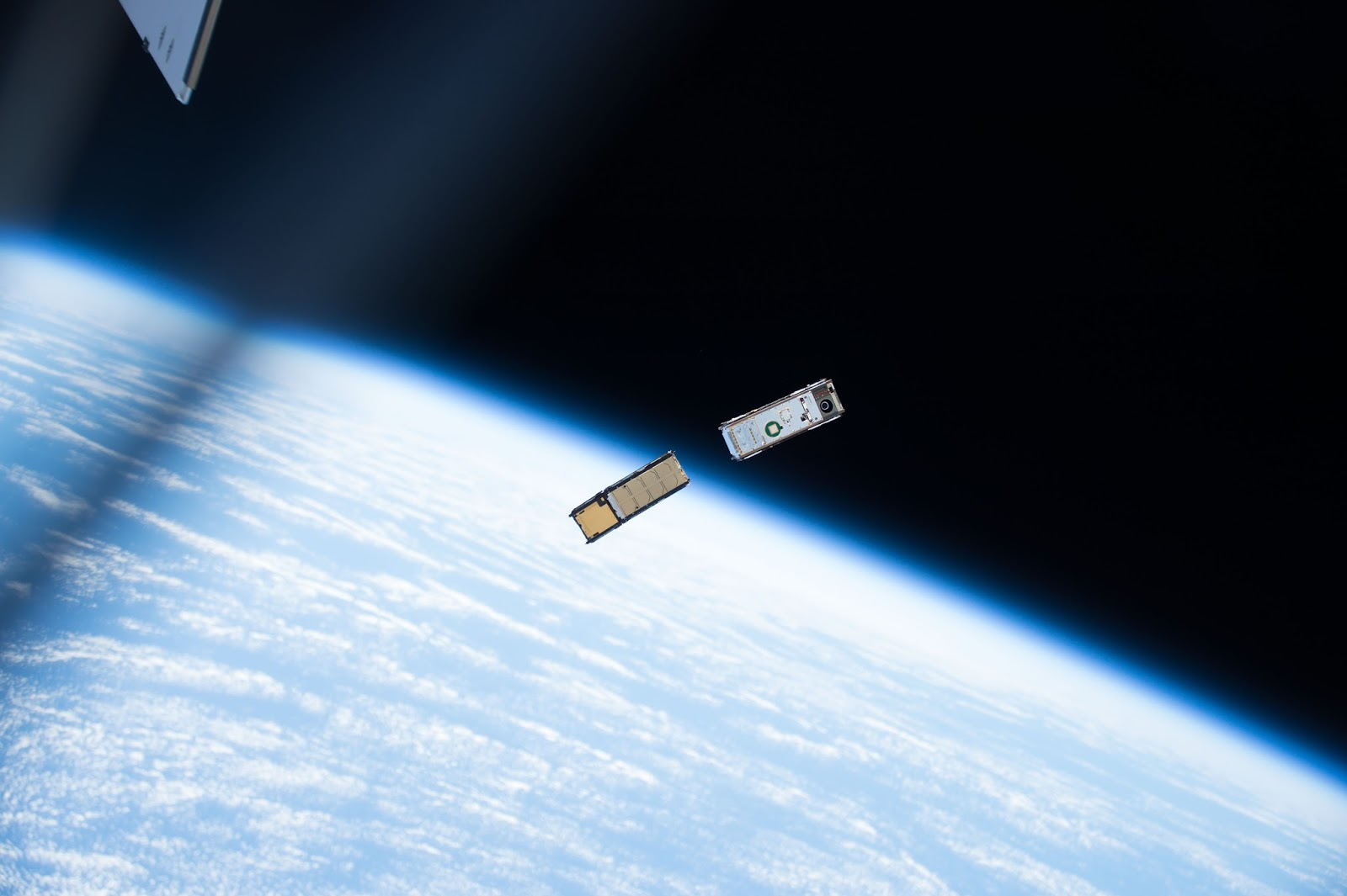 Tiny CubeSats are making space more accessible for study     in a