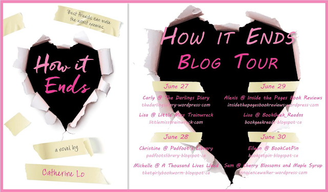 How It Ends Blog Tour