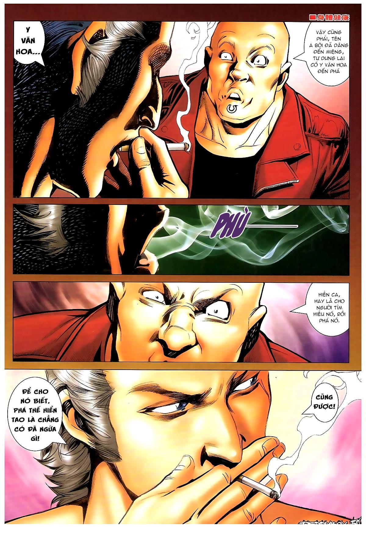 Người Trong Giang Hồ - Chapter 1371: Hào Khí 2 - Pic 7