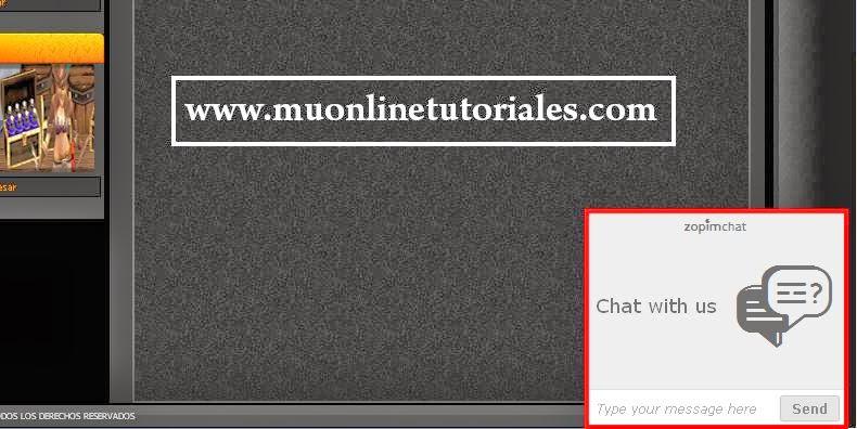 Visualizando el código del chat