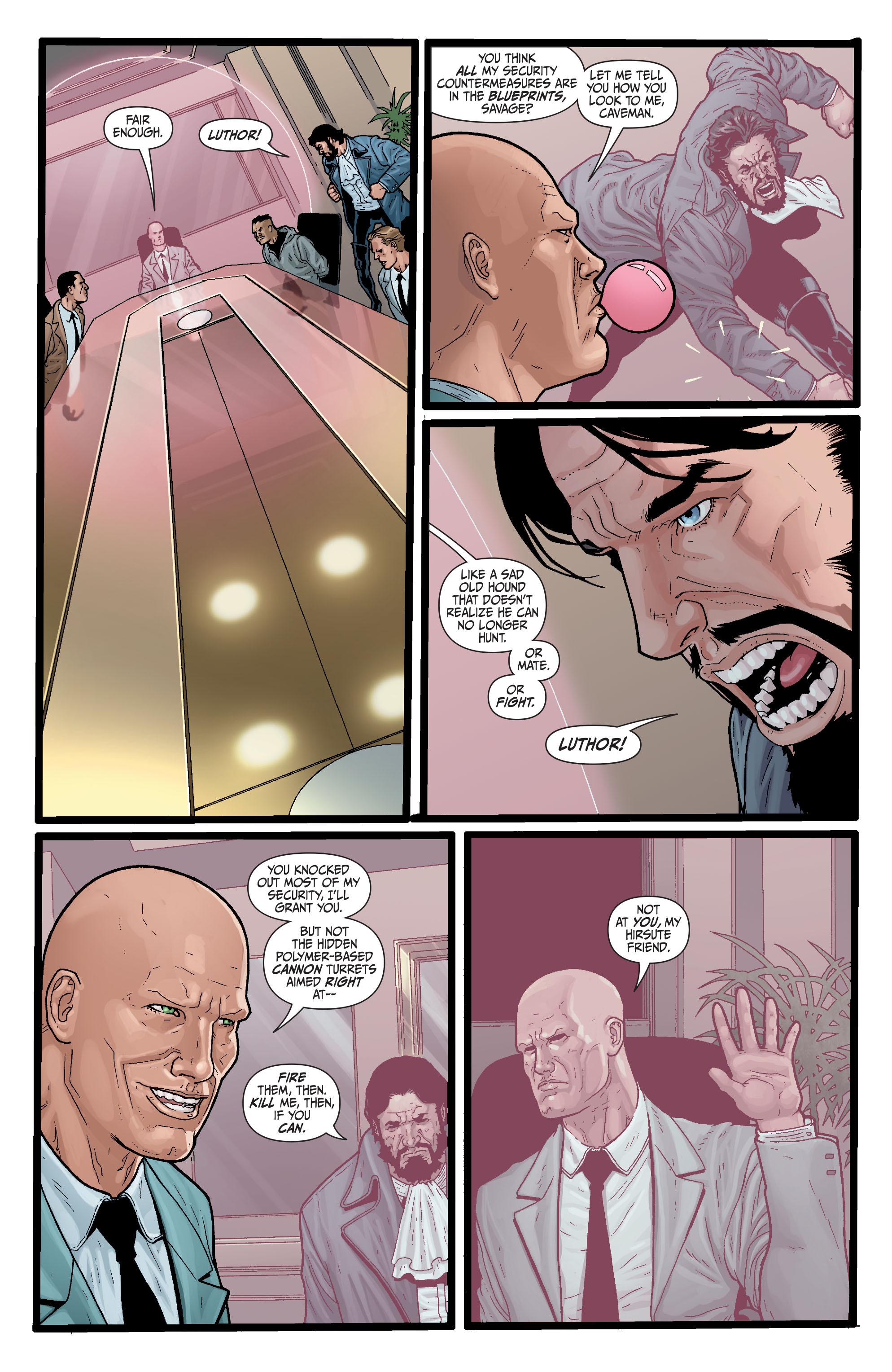 Read online Secret Six (2008) comic -  Issue #29 - 7