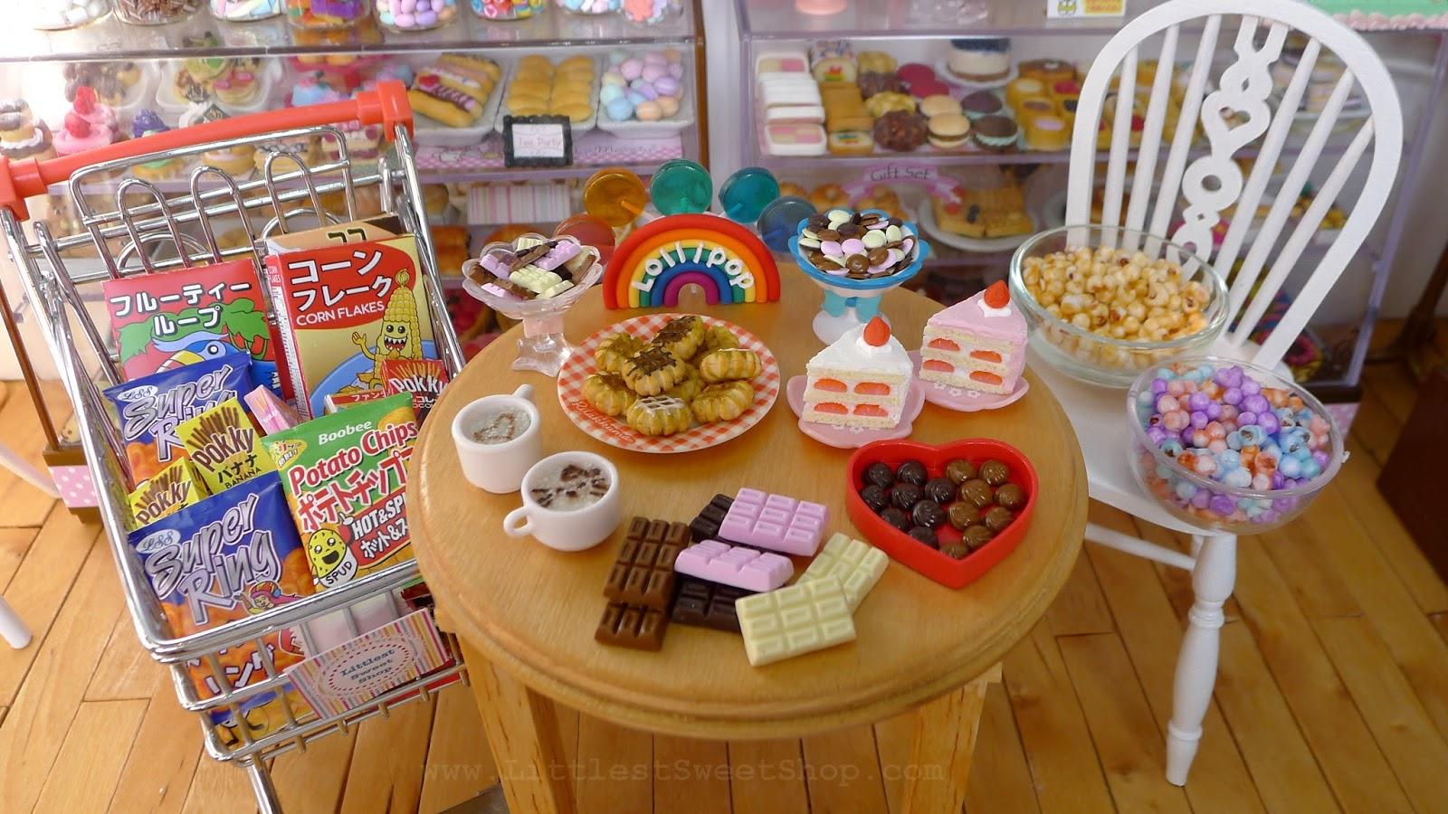 Littlest Sweet Shop: New arrivals for February - Gourmet popcorn