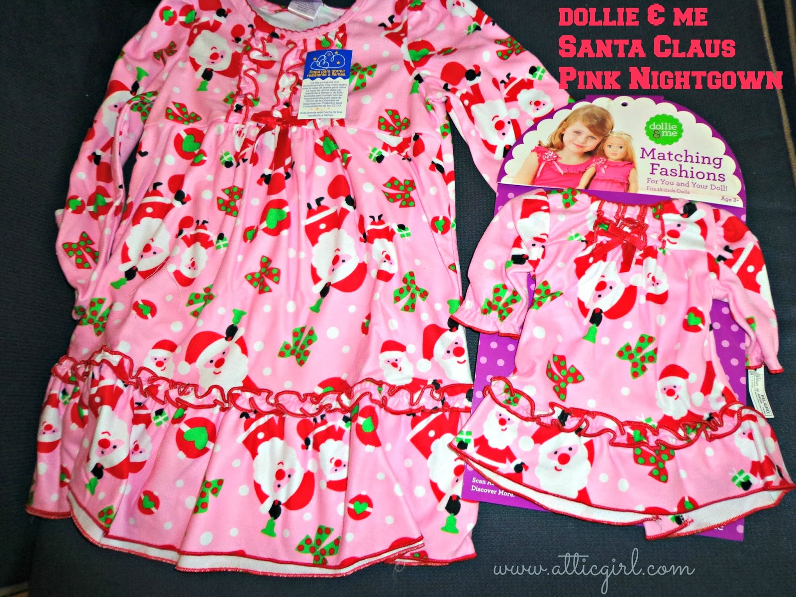 7ceb5d41b4 Dollie   Me Matching Sleepwear  2013 Holiday Gift Guide ...