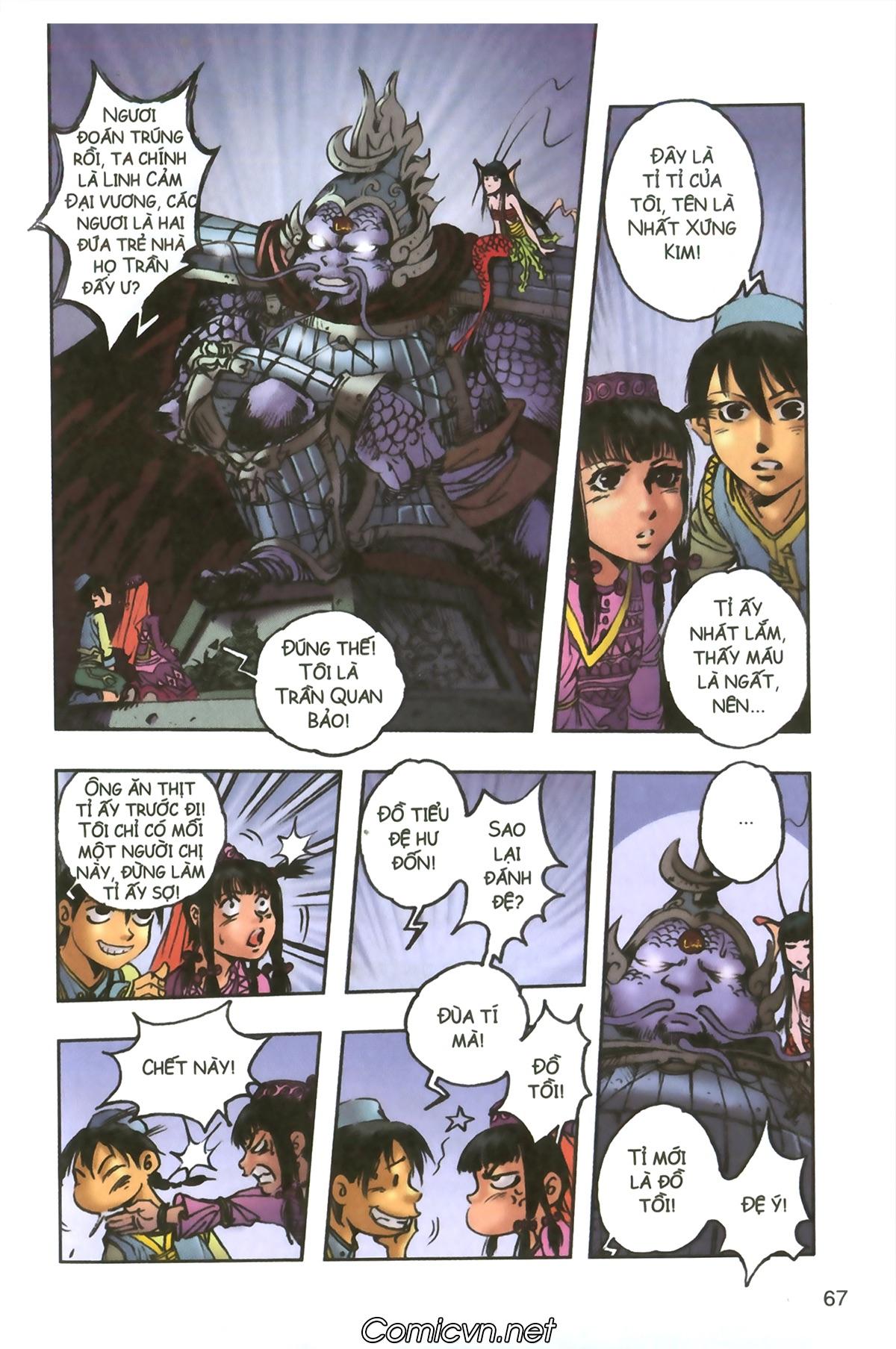 Tây Du Ký màu - Chapter 93 - Pic 5