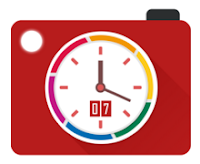 Auto Date and Time Stamp on Photo App for Android