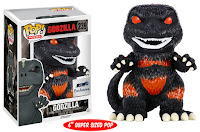 Funko Pop! Burning Godzilla