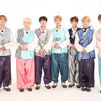 Special Wallpaper BTS Happy Chuseok [ Desktop HD ]