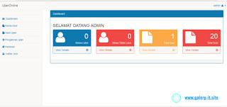 Aplikasi Ujian Online Dengan PHP dan Mysql FREE Download