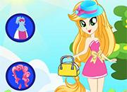 Crea tu Equestria Girls a la moda