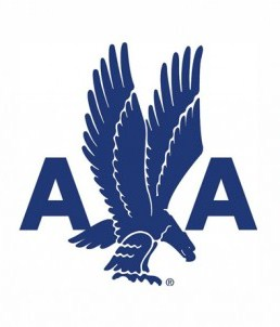1945 american airlines logo