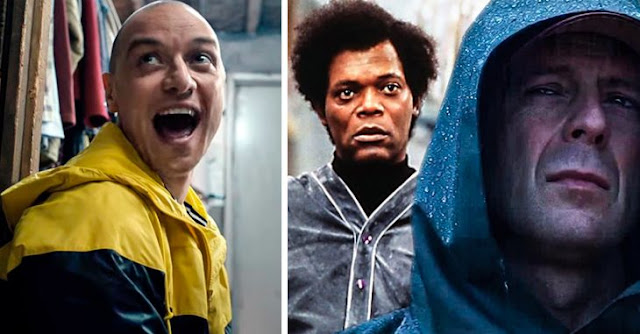 Glass será la secuela de Unbreakable y Split: Glass