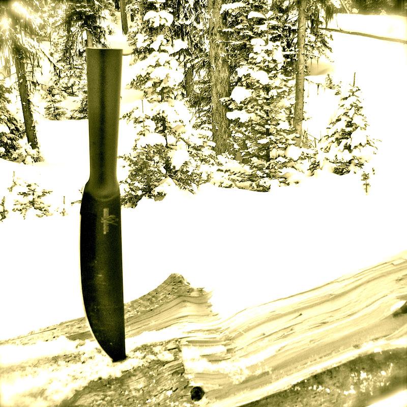 machette de survie russe