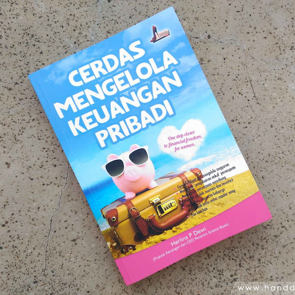 [Book Review] Cerdas Mengelola Keuangan Pribadi by Herlina P Dewi