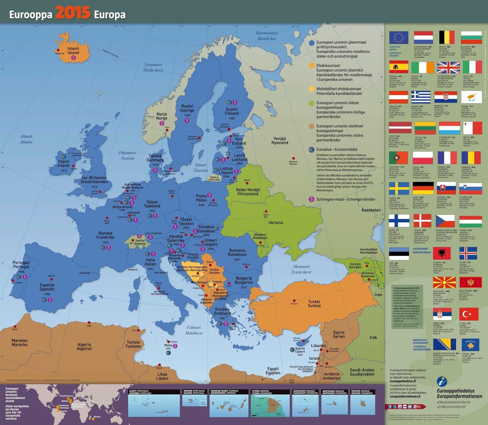 Euroopan Unionin Jasenvaltiot Ekofokus