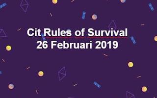 26 Februari 2019 - Xind 3.0 Cheats RØS TELEPORT KILL, BOMB Tele, UnderGround MAP, Aimbot, Wallhack, Speed, Fast FARASUTE, ETC!
