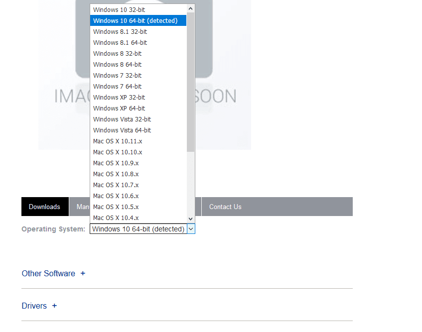 Driver Epson Windows 10