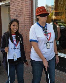 Western Blind Rehabilitation Center White Cane Awareness