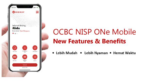Aplikasi ONe Mobile OCBC NISP  untuk Kemudahan Transaksi Perbankan