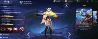 Set Build Item Emblem, Ability, Gear Natalia Terbaik
